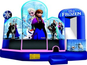 Disneys Frozen 5-in-1 Bouncer
