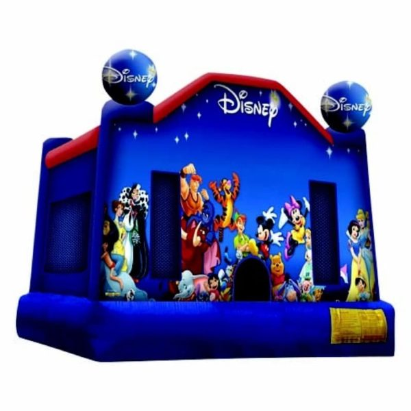 Disney jump castle