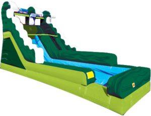 Tides water slide