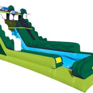 Tides water slide
